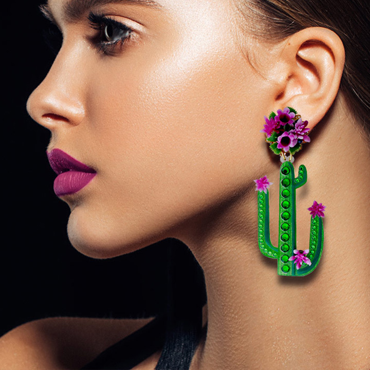 Mexico-Inspired Jewelry And Accessories by Designer Mercedes Salazar