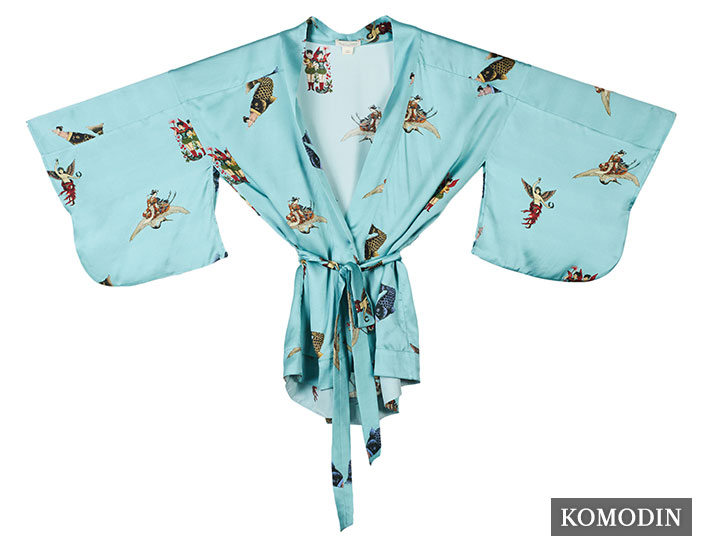 Chufy Kimonos For The Luxury Collection