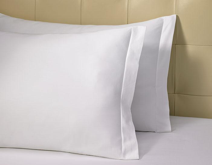 Luxury White Egyptian Cotton Pillowcases