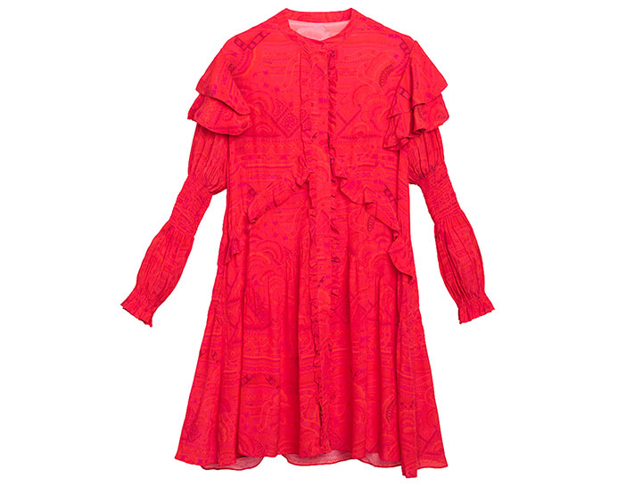 Huancayo Short Dress