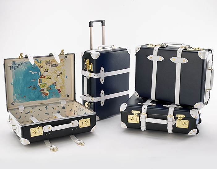 The Luxury Collection Luggage By Globe-Trotter