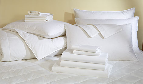 Bedding sets luxury collection hotel store for Hotel sheets and towels