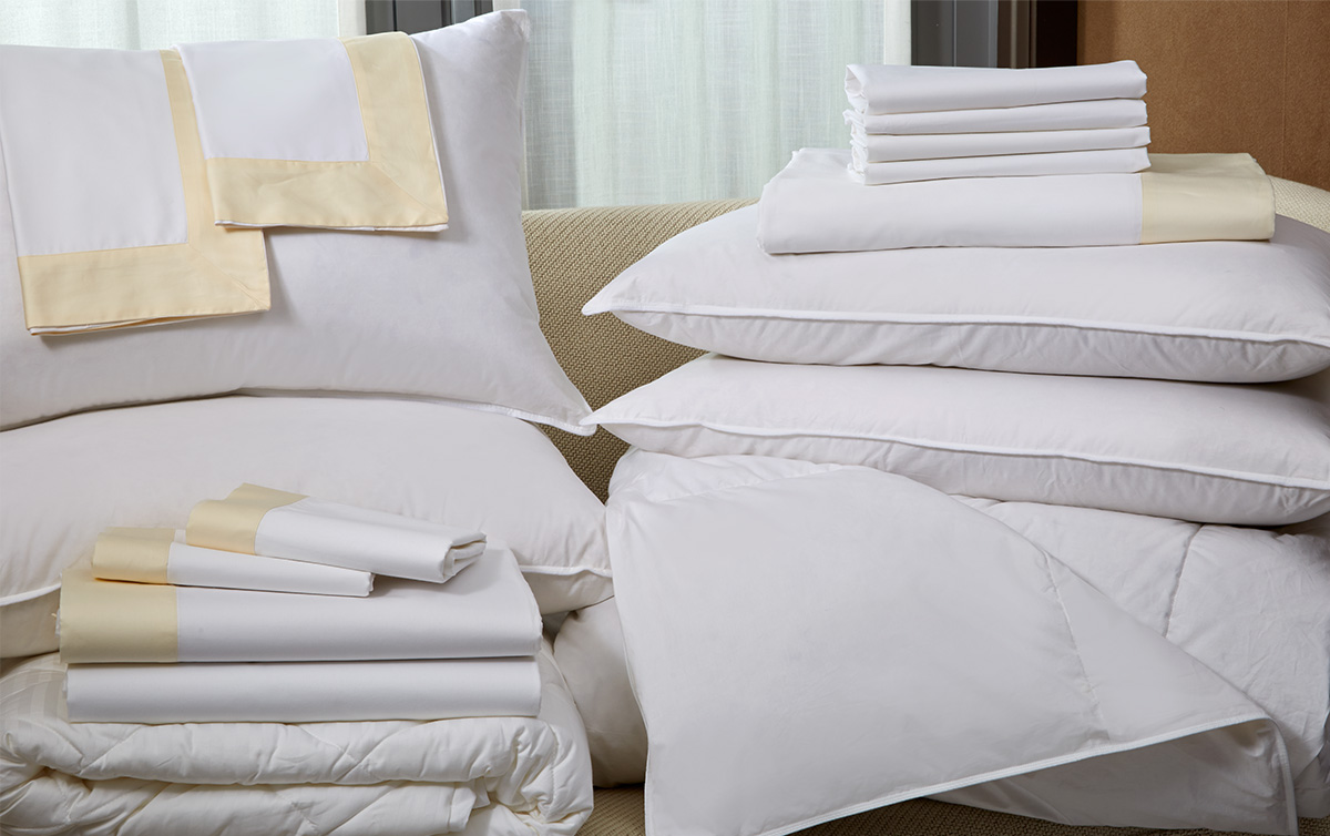 Bedding sets luxury collection hotel store for Luxury hotel collection