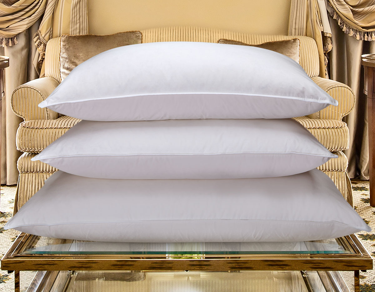 Down Alternative Pillow Shop The Exclusive Luxury