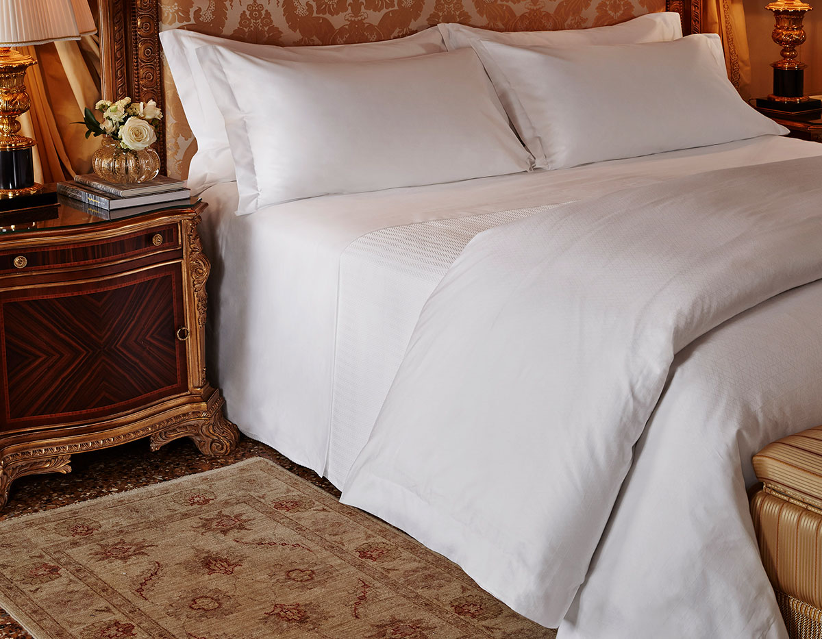 Frette Bed Amp Bedding Set Shop The Exclusive Luxury