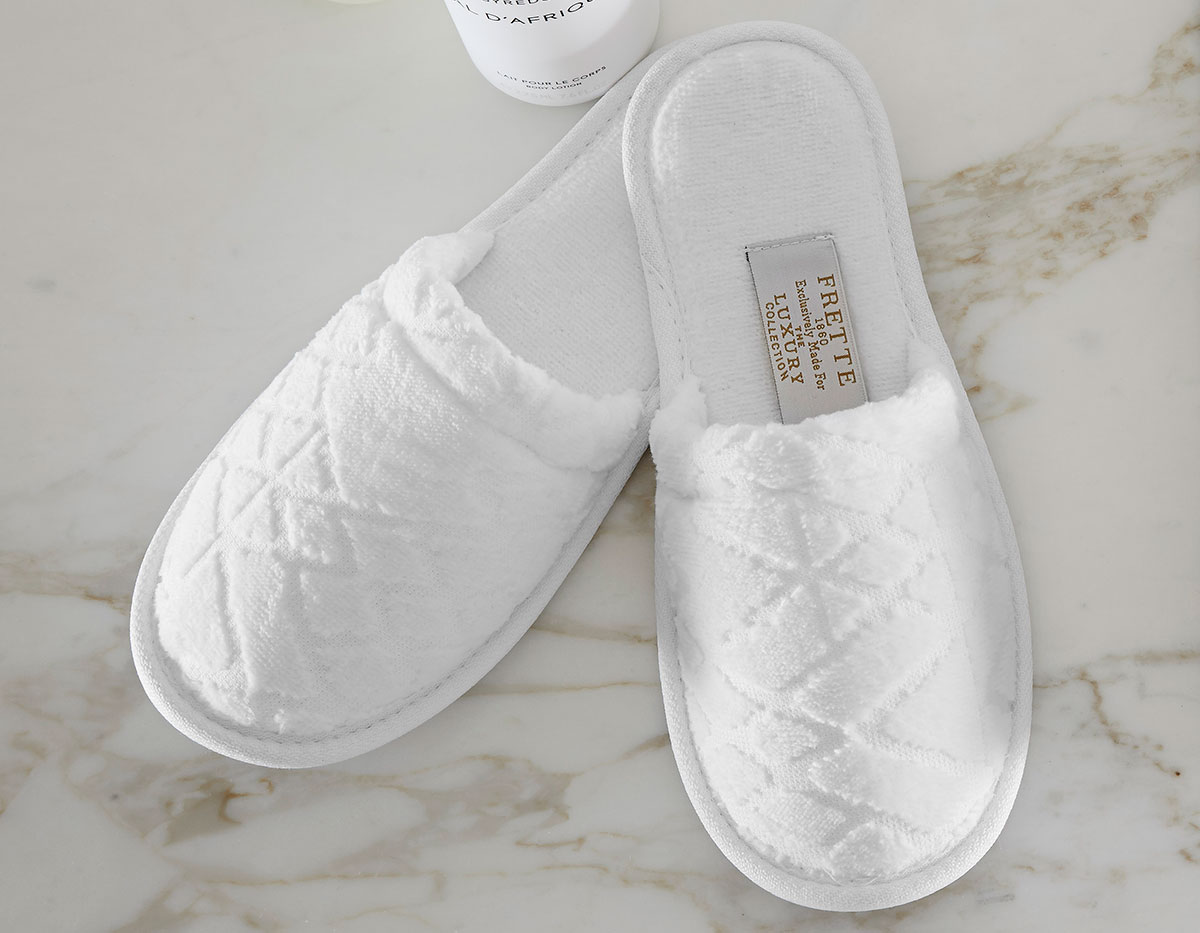 Frette Slippers Shop The Exclusive Luxury Collection Hotels Home Collection