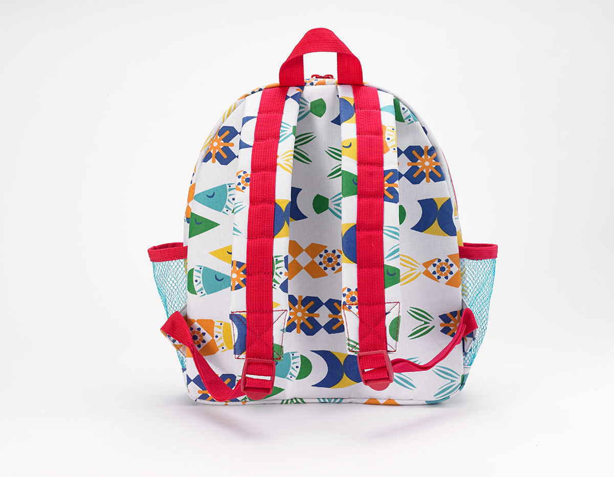 ... Margherita Maccapani Missoni Childrens Backpack For The Luxury  Collection ... bfd0c3145