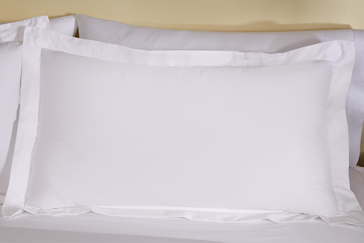 signature collection pillow shams  luxury collection hotel store - signature collection pillow shams