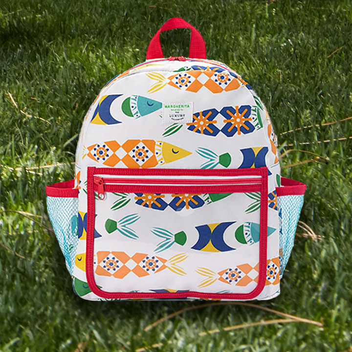Children's Backpack Designed By Margherita Maccapani Missoni